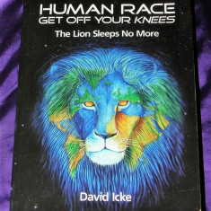 David Icke - Human Race. Get off Your Knees. THe Lion Sleeps No More