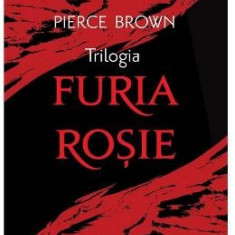 Set Trilogia Furia Rosie - Pierce Brown
