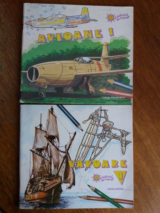 Avioane + Vapoare / C2P