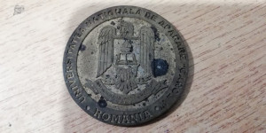 BREFCM 41 - EFIGIE MILITARA - MONOCROMA - ARMATA ROMANA
