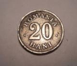 20 bani 1900 Rara