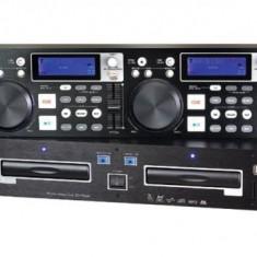 LICHIDARE STOC! CONSOLA PROFESIONALA COMPLETA PT.DJ,CU STICK USB SI CD.SIGILATA.