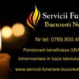 Servicii Funerare Bucuresti NON STOP 0769800400