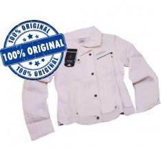 Jacheta Adidas Feel pentru femei - bluza originala - geaca blugi