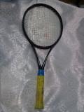 Paleta tenis de camp,ADIDAS,Carbon/Grafit.Racheta vintage tenis camp,T.GRATUIT