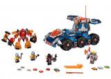 LEGO Nexo Knights - Transportorul lui Axl 70322