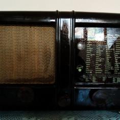 Aparat Radio Blaupunkt Negru, Vechi - Nu Functioneaza!