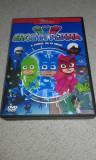 Eroi in Pijama - PJ Masks Desene animate dublate in limba romana, DVD