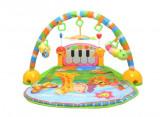 Covor pentru joaca copiilor mici, 12-28 luni, Unisex, Multicolor