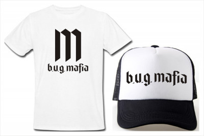 SETURI TRICOU + SAPCA > bug Mafia PARAZITII 20 CM, CHELOO, personalizat HIP- HOP foto