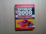 DICTIONARY OF 2008 ELEMENTARY - Metin Yurtbasi - 2008, 752 p.+CD