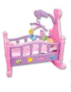 Jucarie copii pat pentru bebelusi foto