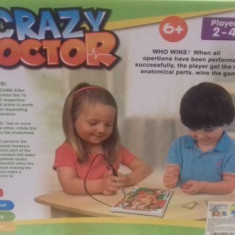 Joc electronic pentru copii Crazy Doctor