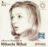 Mihaela Mihai - Muzică de colecție vol. 36 Cd Jurnalul Național