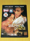DVD  film Intreaba praful - Colin Farrell, Salma hayek, Romana