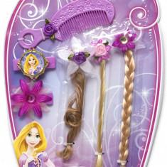 Set accesorii pentru păr (6 piese) - Rapunzel