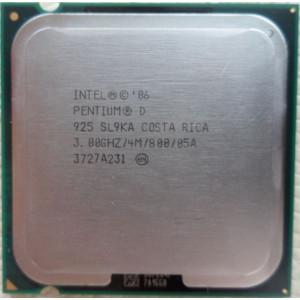 Procesor Intel Pentium D 925 D925 3 Ghz socket 775