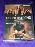 DVD FOREVER STRONG MEREU PUTERNICI SIGILAT viata jucatorului rugby Rick Penning, Romana