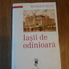 Iasii de odinioara de Rudolf Sutu, Corint