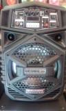 Boxa activa cu lumini 60 W, Boxe podea, 41-80W
