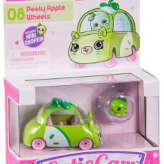 CUTIE CARS, pachet 1 masinuta - Peely Apple Wheels