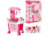 Set jucarii Micul Bucatar  pentru copii, Altele, Fata, Roz