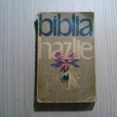 BIBLIA HAZLIE - L. Taxil - Editura Politica, 1962, 551 p.