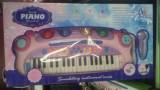 Jucarie pian pentru copii culoare roz