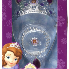 Set diadema şi bijuterii - Sofia Întâi