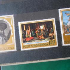 1975   LP 889   375 ani de la Marea Unire a Tarilor Rom sub MIHAI VITEAZU, Nestampilat