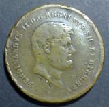 Italia 10 tornesi 1854, Europa