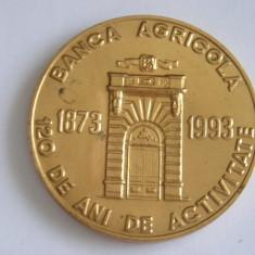 MBDC1 17 - OMAGIALA - BANCA AGRICOLA LA 120 DE ANI - ANUL 1993