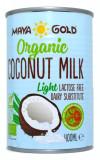 Lapte de Cocos Light grasime 6% Ecologic 400ml - NVS-MG17 Pure Sensation