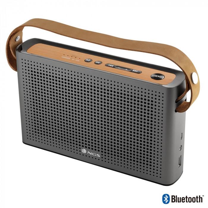 Boxa portabila cu Bluetooth , 360A? Roller Byron, NGS