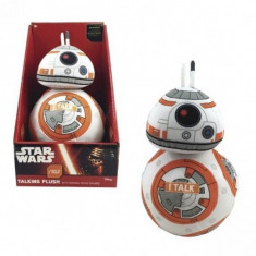 STAR WARS !! Plush Pack : BB-8 !! Sunete !! Original !! 22 cm, Disney