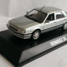 Macheta Renault 25 ph2 1988 - Norev - NOUA in cutia originala, scara 1:43