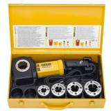 """Clupa electrica de filetat REMS Amigo set R 1/2-3/4-1-1 1/4"""" 530020 Expert Tools"""
