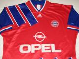 Tricou ADIDAS fotbal - BAYERN MUNCHEN, M, De club