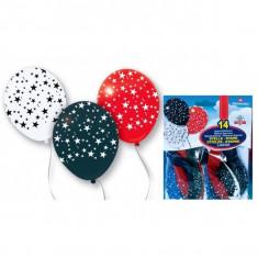 Set 14 baloane Stars