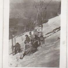 bnk foto - Pe Schiel spre Busteni - 1953