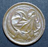 Australia 2 cents 1980, Australia si Oceania