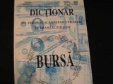 DICTIONAR DE TERMENI SI  EXPRESII UTILIZATE IN TRANZACTIILE DE BURSA-VIRGIL POP-, Alta editura