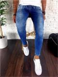 Blugi barbati conici skinny casual - COLECTIE NOUA  - A1921