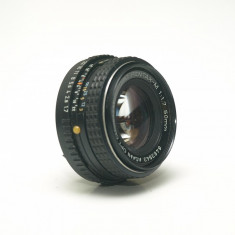 Obiectiv Pentax-M 50mm 1.7 - Stare frumoasa!