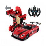 Masina GT3 Transformer cu Telecomanda 1:14 2.4GHz RTR - Rosu, Rastar