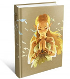 Ghid The Legend Of Zelda Breath Of The Wild Expanded Edition Hardcover, Nintendo