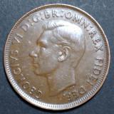 Australia 1 penny 1951, Australia si Oceania