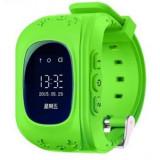 Ceas GPS Tracker si Telefon pentru copii iUni Kid60, BT, Apel SOS, Activity and sleep, Green MediaTech Power