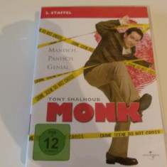 Monk 2, DVD, Crima, Engleza