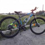 Bicicletă MTB Rockrider 520 27,5, 18, 24, 27.5